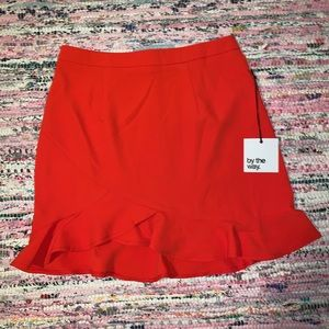 NWT by the way skirt